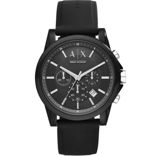 Acheter Montre Homme Armani Exchange Outerbanks Chronographe AX1326