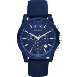 Montre Homme Armani Exchange Outerbanks AX1327 Chronographe