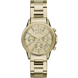 Acheter Montre Femme Armani Exchange Lady Banks AX4327 Chronographe