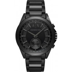 Acheter Montre Homme Armani Exchange Connected Drexler AXT1007 Hybrid Smartwatch