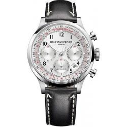 Acheter Montre Homme Baume & Mercier Capeland 10005 Chronographe Automatique