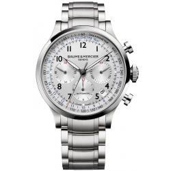 Acheter Montre Homme Baume & Mercier Capeland 10064 Chronographe Automatique