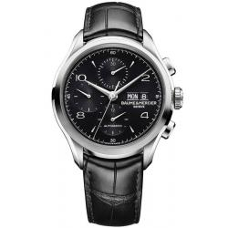 Montre Homme Baume & Mercier Clifton 10211 Chronographe Automatique