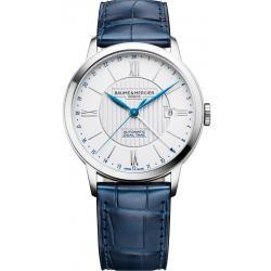 Acheter Montre Homme Baume & Mercier Classima 10272 Dual Time Automatic