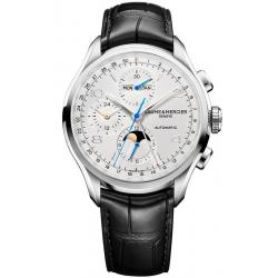 Montre Homme Baume & Mercier Clifton Chronograph Moonphase Automatic 10278