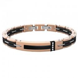 Acheter Bracelet Homme Boccadamo Man ABR350C