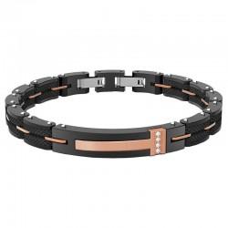 Acheter Bracelet Homme Boccadamo Man ABR350D