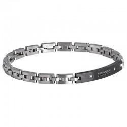 Acheter Bracelet Homme Boccadamo Man ABR362N
