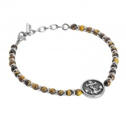 Bracelet Homme Boccadamo Man ABR427M Ancre