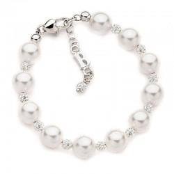 Acheter Bracelet Femme Boccadamo Perle BR364 Swarovski