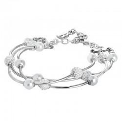 Acheter Bracelet Femme Boccadamo Doroty XBR250 Swarovski