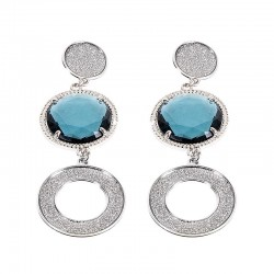 Boucles d'Oreilles Femme Boccadamo Magic Circle XOR148