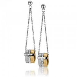 Acheter Boucles d'Oreilles Femme Breil Breilogy TJ1429