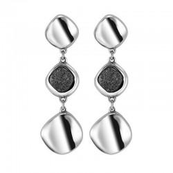 Acheter Boucles d'Oreilles Femme Breil Moonrock TJ1478