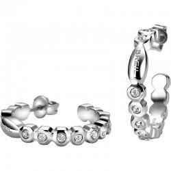 Boucles d'Oreilles Femme Breil Rolling Diamonds TJ1568