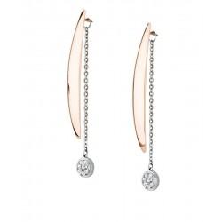 Acheter Boucles d'Oreilles Femme Breil Airy TJ1840