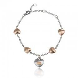 Acheter Bracelet Femme Breil Kilos Of Love TJ2727 Cœur