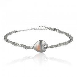 Acheter Bracelet Femme Breil Kilos Of Love TJ2729 Cœur