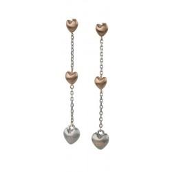 Boucles d'Oreilles Femme Breil Kilos Of Love TJ2731
