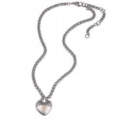 Acheter Collier Femme Breil Kilos Of Love TJ2855 Cœur