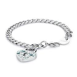Acheter Bracelet Femme Brosway Private Love Edition BPV15 Cœur