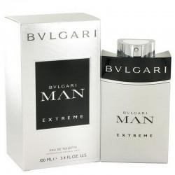Parfum pour Homme Bulgari Man Extreme Eau de Toilette EDT Vapo 100 ml