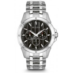 Montre Homme Bulova Dress 96C107 Multifonction Quartz