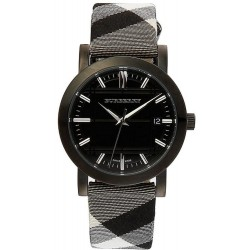 Acheter Montre Burberry Homme The City Nova Check BU1377