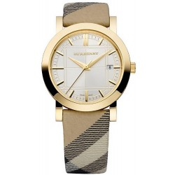 Acheter Montre Burberry Femme The City Nova Check BU1398