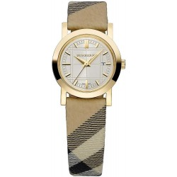 Acheter Montre Burberry Femme The City Nova Check BU1399