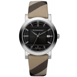 Acheter Montre Burberry Homme The City Nova Check BU1772