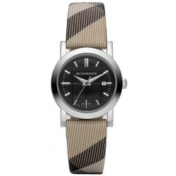 Acheter Montre Burberry Femme The City Nova Check BU1773