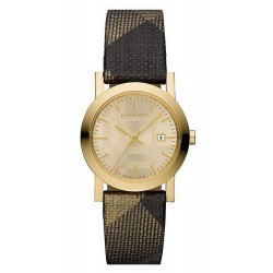 Montre Burberry Femme The City Nova Check BU1875