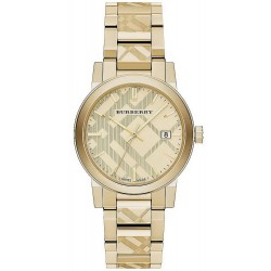 Acheter Montre Burberry Femme The City BU9038