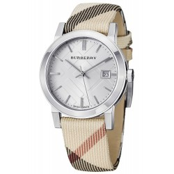 Acheter Montre Burberry Femme The City Nova Check BU9113