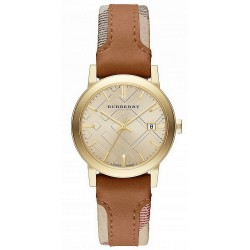 Acheter Montre Burberry Femme The City Haymarket BU9133