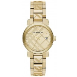 Acheter Montre Burberry Femme The City BU9145