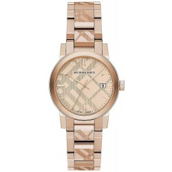 Acheter Montre Burberry Femme The City BU9146