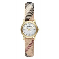 Acheter Montre Burberry Femme The City BU9226 Diamants