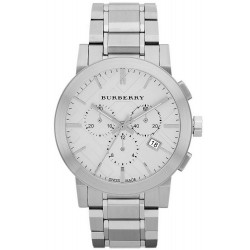 Montre Burberry Homme The City BU9350 Chronographe