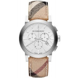 Acheter Montre Burberry Homme The City Haymarket BU9360 Chronographe