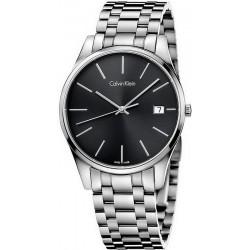 Acheter Montre Calvin Klein Homme Time K4N21141