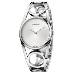 Acheter Montre Calvin Klein Femme Round K5U2M146