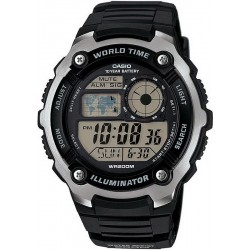 Montre Homme Casio Collection AE-2100W-1AVEF Multifonction Digital