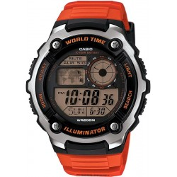 Montre Homme Casio Collection AE-2100W-4AVEF Multifonction Digital
