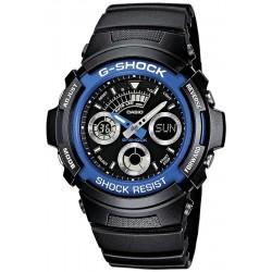 Acheter Montre Homme Casio G-Shock AW-591-2AER Multifonction Ana-Digi