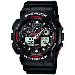 Acheter Montre Homme Casio G-Shock GA-100-1A4ER Multifonction Ana-Digi