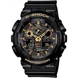 Acheter Montre Homme Casio G-Shock GA-100CF-1A9ER Multifonction Ana-Digi