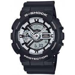 Acheter Montre Homme Casio G-Shock GA-110BW-1AER Multifonction Ana-Digi