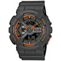 Acheter Montre Homme Casio G-Shock GA-110TS-1A4ER Multifonction Ana-Digi
